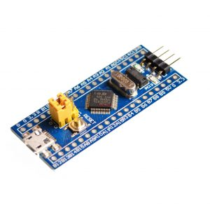 How to program STM32F103 board (the Blue Pill) using its USB port